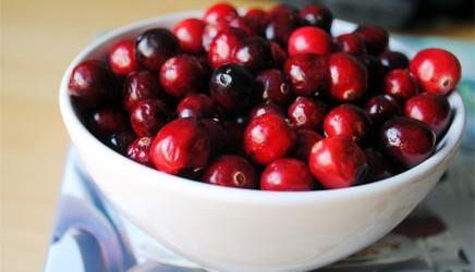 Η χρησιμότητα των cranberries στις ουρολοιμώξεις.