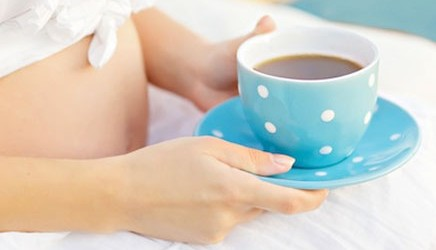 Ο καφές στην εγκυμοσύνη και το θηλασμό και η σχέση του με τον ύπνο του μωρού σας!