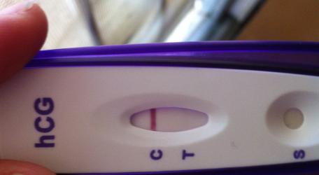 Τεστ ούρων για την ανίχνευση της εγκυμοσύνης
