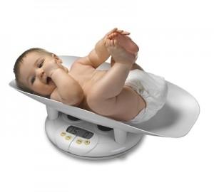 Βάρος μωρού και ανάπτυξη