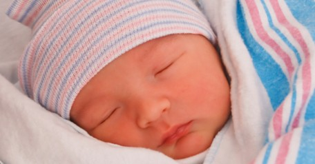 δωρεά οργάνων νεογέννητου