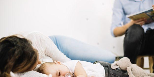 Ο ύπνος του μωρού σας διαφέρει από τον ύπνο του ενήλικα! 7e550761643